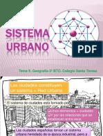 El Sistema de Ciudades-Presentacion Slideshare