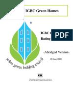 IGBC Green Homes