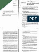 Métodos e abordagens de ensino FLE  - Centração no aprendiz (TAGLIANTE, 2006)