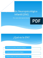 Evaluación Neuropsicológica Infantil (ENI)