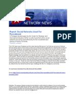 Hsn Newsletter Report
