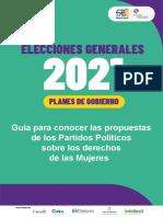 Planes Gobierno 2021 Final