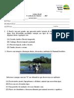 3 Prova Ciencias - Acelera Brasil - 2017