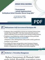 Self Assessment KRI_V2