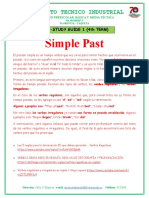 Simple Past (Explanation)
