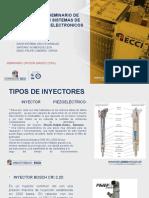 Presentacion Sistema de Inyeccion BOSCH CP3 - Seminario de Profundizacion 2019 VAC 1