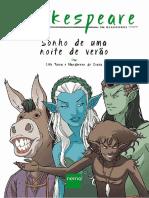 Sonho de uma Noite de Verão (Shakespeare em quadrinhos 02) by William Shakespeare (z-lib.org)