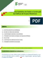 Tratamento Estatístico de Dados e Gráficos Vfinal