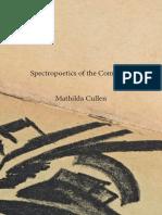 spectropoetics