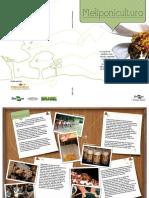 Folder Meliponicultura Portugues