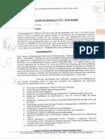 RESOLUCIÓN GERENCIA N° 344-2010-GDU/MC 30 DIC 2010 - HABILITACIÓN URBANA U.I. N.° 2 - DHMONT - PEÑA HARO. Lector