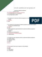 Esclerodermia sistémica progresiva