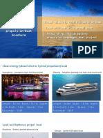 Program Kapal Penumpang Hybrid Listrik