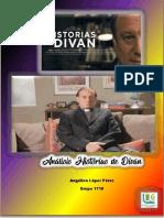 Analisis Historias de Divan
