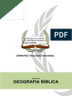 7 - GEOGRAFIA BÍBLICA