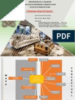 Programa Arquitectonico Bm13015 Mg15039 Rl17002 Cm18144 Mala Calidad Ilegible en Parte