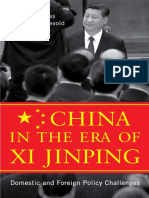 China in the Era of Xi Jinping. Robert S. Ross & Jo Inge Bekkevold.