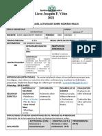GUÍA DE CLASES- ALDO MATEMÁTICAS 8°1 UNIDAD I