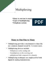 chp 6 Multiplexing