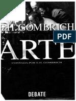 Gombrich, E.H. La Historia del Arte. Madrid, Debate, 1998