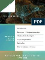 Tec 4 Leadership