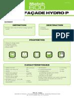 Acryl Facade Hydro p