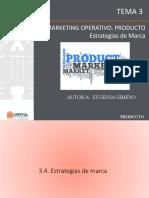 3_Tema 3 Estrategias Marca MK  1º version capitol