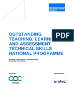 LCoAT - 4. Learner satisfaction survey
