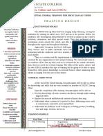 Choral-Training-Design