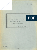 CCUB - Biblioteca Ravage (1975) & Admitere (1992)