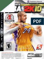 NBA2K10_PS3_Manual