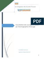 reflexion strategique_Auscultation des ouvrages en béton par thermographie infrarouge