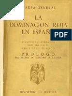 1_pdfsam_La Guerra Civil Española - La Causa General - La Dominación Roja En España
