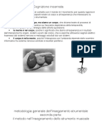 Lez3  Metodologia generale dell'insegnamento strumentale tra progettazione e improvvisazione (1)