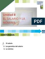 FOL 8 EL SALARIO Y LA NOMINA- 2020