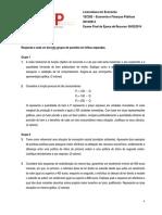 Exame Recorrencia 2014