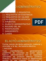 Atributos y Requisitos Del Aa