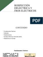 Prospección Geoeléctrica y Registros Eléctricos