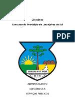 ADM ESPECIFICOS 5 - SERV. PUBLICOS