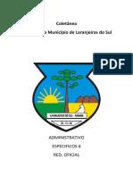 ADM ESPECIFICOS 6 - REF. OFICIAL