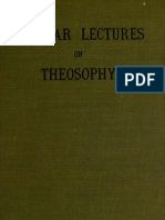 Besant (1910-12) Popular Lectures on Theosophy