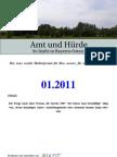 """""""Amt und Hürde """" - So läufts in Bayerns Osten"""