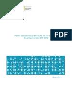 Perfil sociodemográfico de los internautas. Análisis de datos INE 2010 (ONTSI)