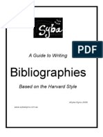 4) Bibliography Information