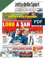 La Gazzetta Dello Sport 16 Gennaio 2021