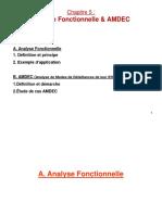 Cours 5- Analyse Fonctionnelle Et AMDEC