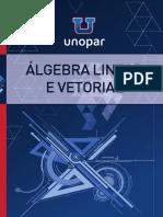 Algebra linear e vetorial