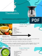 soupes Thermomix