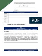 ODI - Obligación de Informar