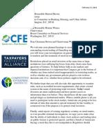 Retail Investor Coalition Ltr